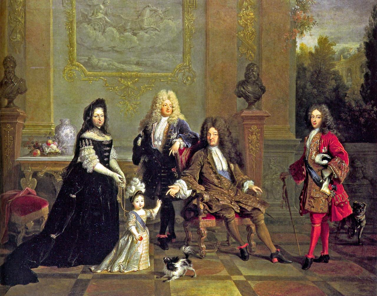 Šlechta, malý král a fronda - Rozcestník