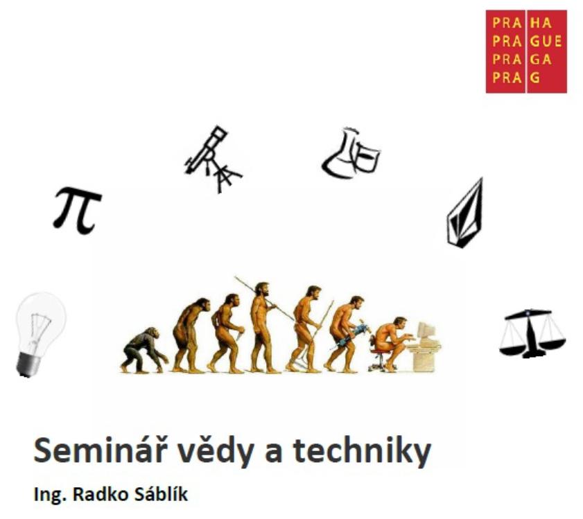 Seminář vědy a techniky